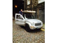 Jeep Cherokee 3.7 Limited edition