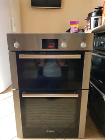 Bosch HBM13B25 double electric oven built in 60cm