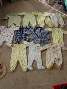 Lot of 6 month old sleepers