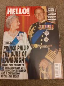 Hello Magazine April 2021