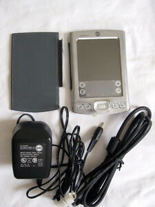 Palm Tungsten E Handheld PDA Color Touchscreen ORIGINAL CHARGER+