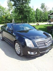 2012 Cadillac CTS Coupe (2 door)