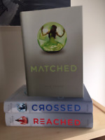 Matched Trilogy by Ally Condie Markham / York Region Toronto (GTA) Preview