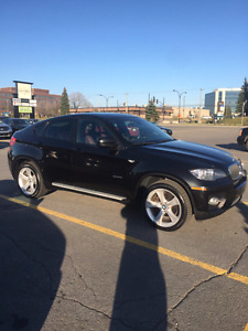 Bmw  x6 2011 very clean
