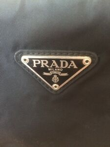 Authentic Black fabric Prada purse Gatineau Ottawa / Gatineau Area image 2