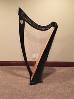 Harp - Lyon and Healy 36 String Lever Harp