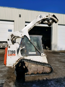 Bobcat T190 skidsteer for sale!!