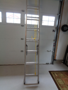 EXTENSION LADDER - UP TO 20 FEET