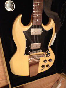 Gibson Sg special Yellow
