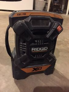 RIDGID gun and radio London Ontario image 3