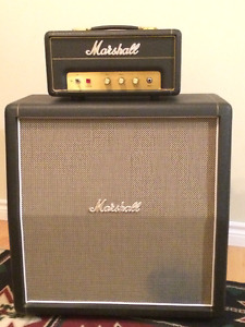 Marshall JMP-1H 50ième anniversaire+CAB 2061cx Made in ENGLAND