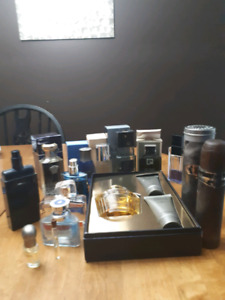 15 Men's Fragrances Colognes