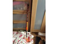 Dita hockey bag and Grays stick
