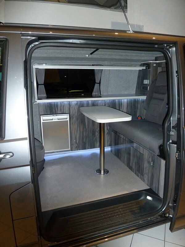Camper Van Modification Kits