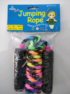 Kids Jump Rope Skipping Frisbees