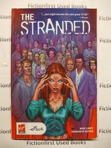 "Graphic Novel: ""The Stranded"""