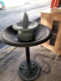 Bird water table