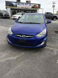 2012 Hyundai Accent Sedan at a cheap price