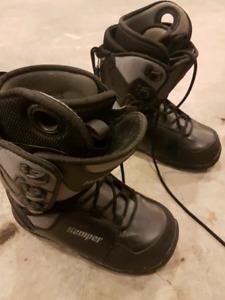 Kempwr snowboard boots