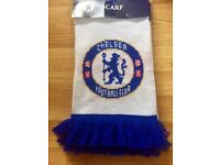 NEW CHELSEA SCARF AND WALLET