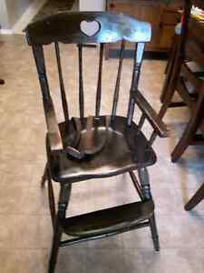 High chair Kitchener / Waterloo Kitchener Area image 1