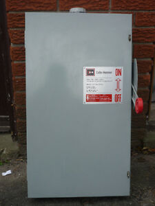 Safety Switch - Eaton Cutler Hammer 200Amp