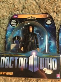 Doctor Who Hawthorne / Cyberman sealed