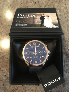 POLICE Men's Watch - Brand New In Box.