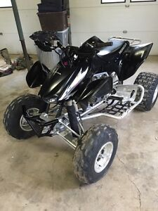 2006 TRX 450R---Trade for Honda 4x4 500 and up