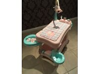 Baby Annabell changing station