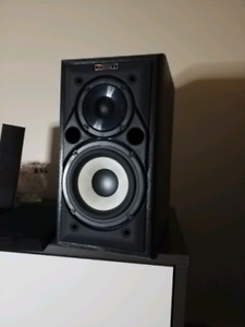 Pair 2 x SPEAKER 100 watts Mission