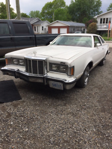 1979 Cougar XR7- Original