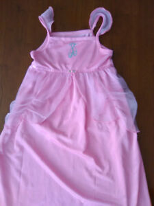 Carters size 2-3 girls princess nightgown
