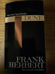 Dune Book Series 3 Volumes by Frank Herbert Excellent Condition