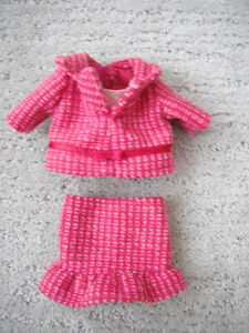 Pink Groovy Girls Outfit