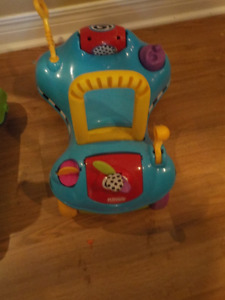 Fisher Price car/walker