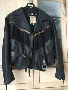 Elkhide Jacket from Mexico