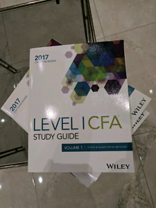 CFA Level l Study Guide Review by Wiley