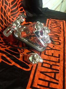 Tombstone Skull Tail Lights with turning signals Windsor Region Ontario image 4