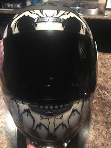 ICON ARTISTS LIMITED EDITION HELMET