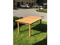 Large kitchen/dining room extendable table