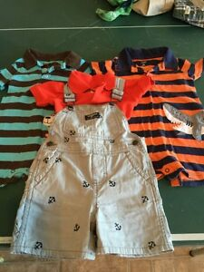 18 to 24 month boys summer lot! Excellent condition.