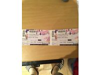 Bestival tickets x2