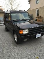 1998 landrover discovery le