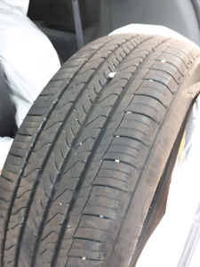 4 Pneus d'été - summer tires 215 65 16