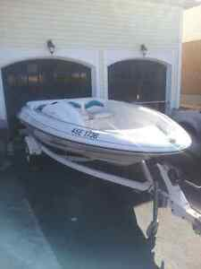 1994 thundercraft boat and trailer trade for fishing boat