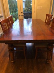 Hooker Dining Table