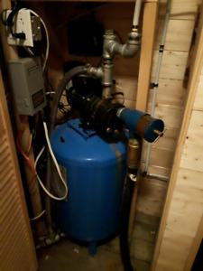 Système d'eau autonome