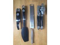Kitchen utensils (KitchenAid)