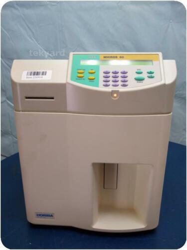 HORIBA ABX Micros 60 OS Hematology Analyzer